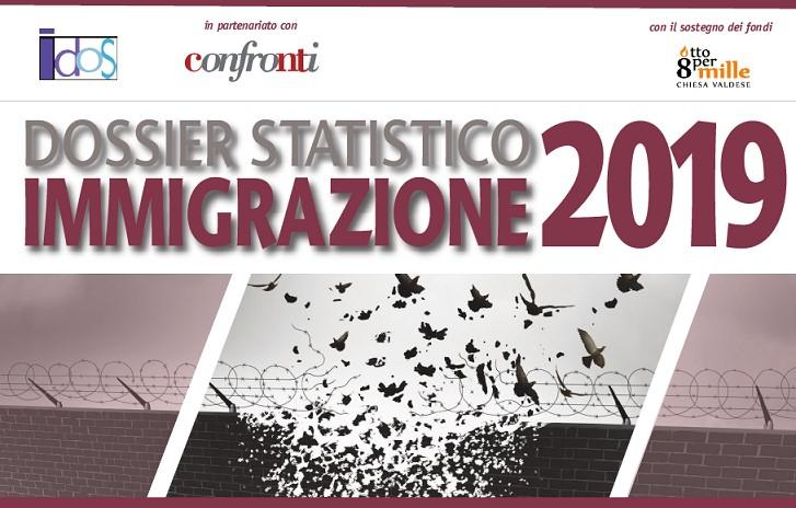 """A Napoli presentazione del """"Dossier Statistico Immigrazione 2019"""" all'Università di Napoli Federico II"""