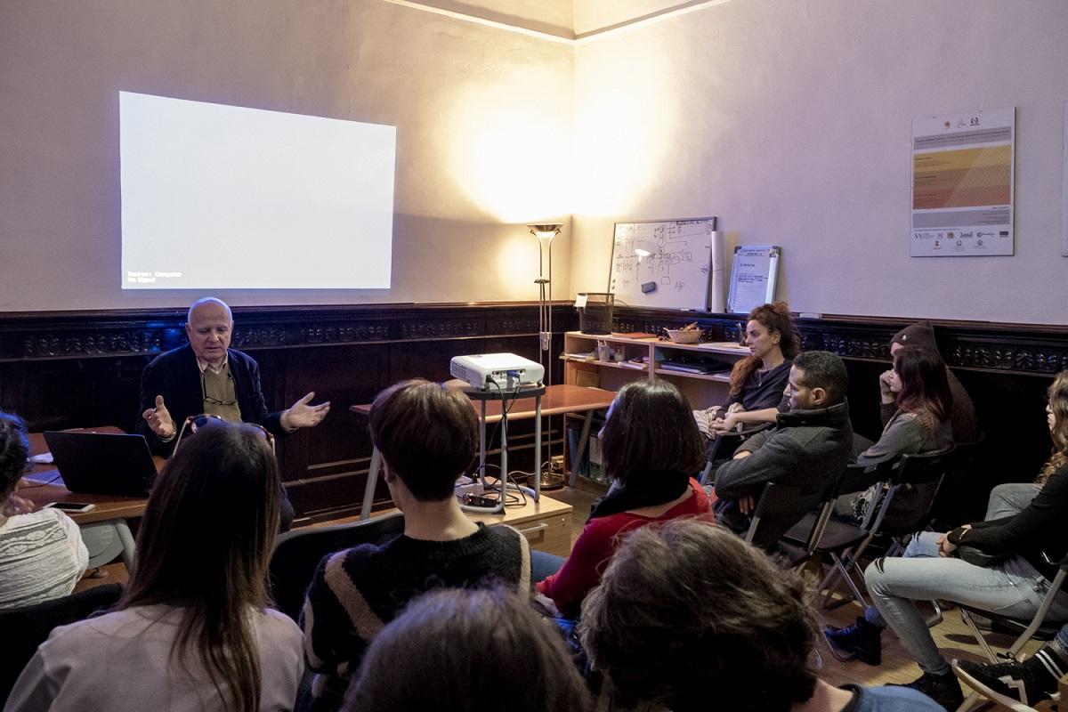 Laboratorio di Citizen Journalism: il ruolo attivo dei migranti nell'informazione
