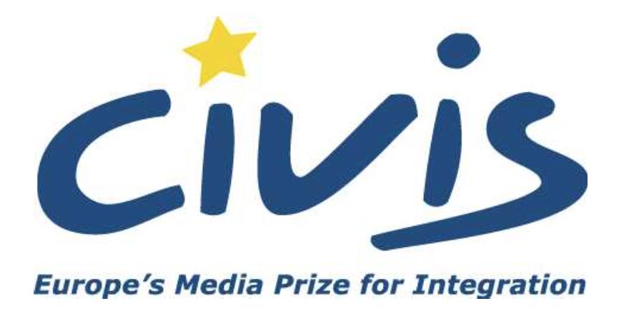 European CIVIS Media Prizes – scadenza il 21 gennaio 2020