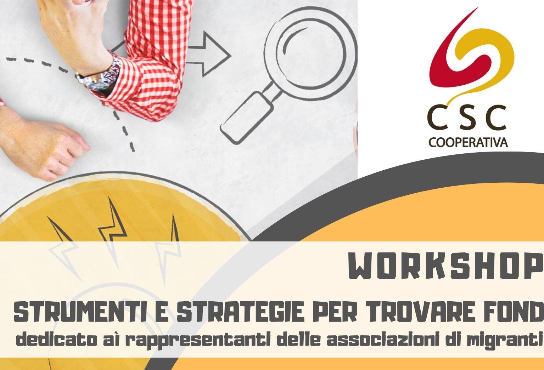Strumenti e strategie per trovare fondi: il workshop dedicato alle associazioni migranti