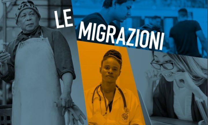 Le migrazioni fra noi: conoscere i dati per combattere i luoghi comuni