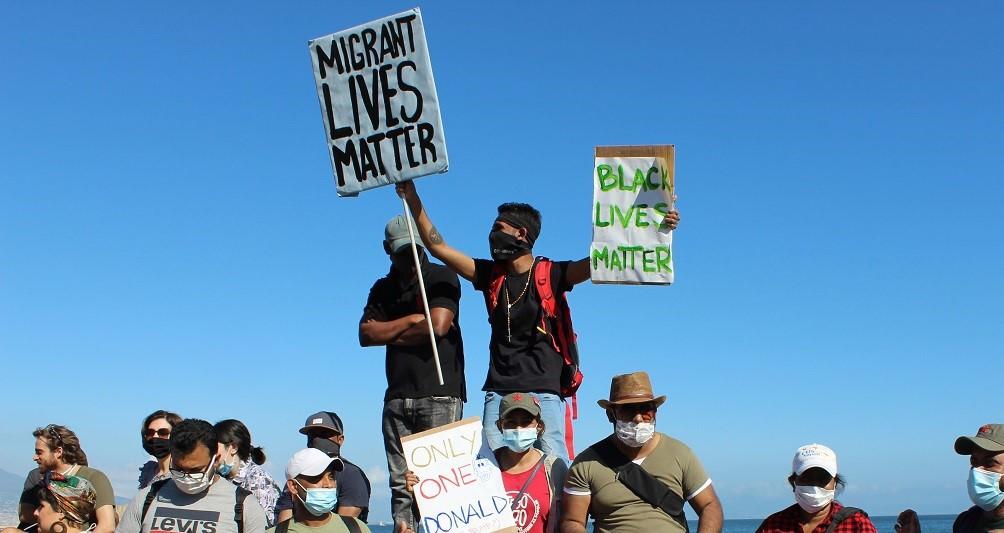 Incontro solidale antirazzista: a Napoli inizia il dialogo tra le comunità straniere