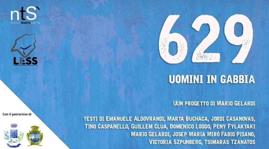 629 Uomini in Gabbia di Mario Gelardi in scena a Procida