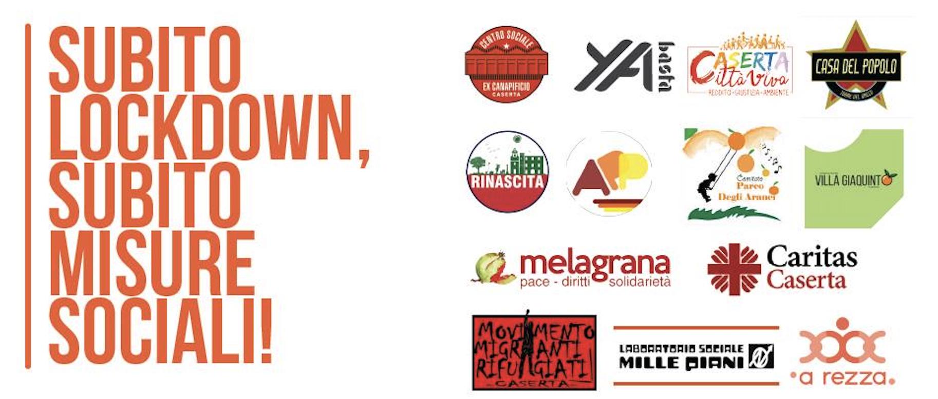 Campania solidale, il 28 novembre assemblea online delle associazioni
