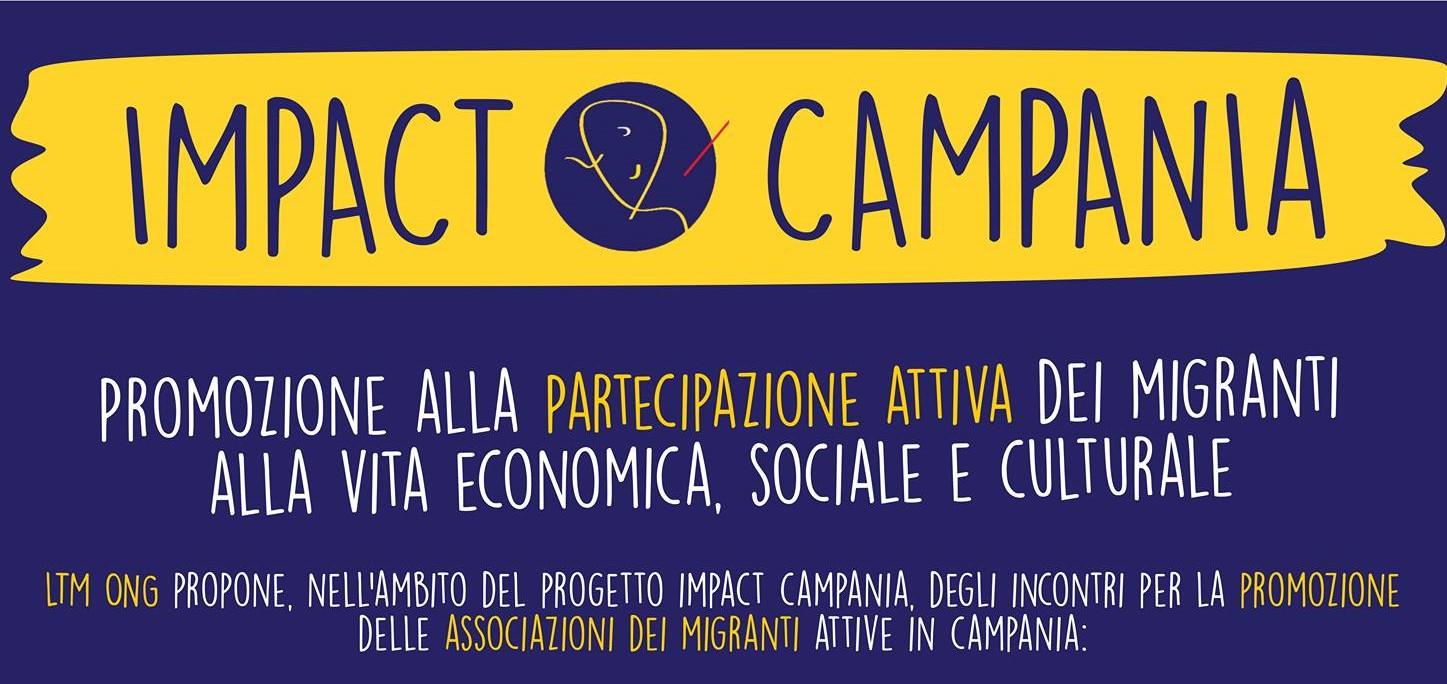 Un ciclo di incontri per promuovere la partecipazione attiva delle associazioni dei migranti