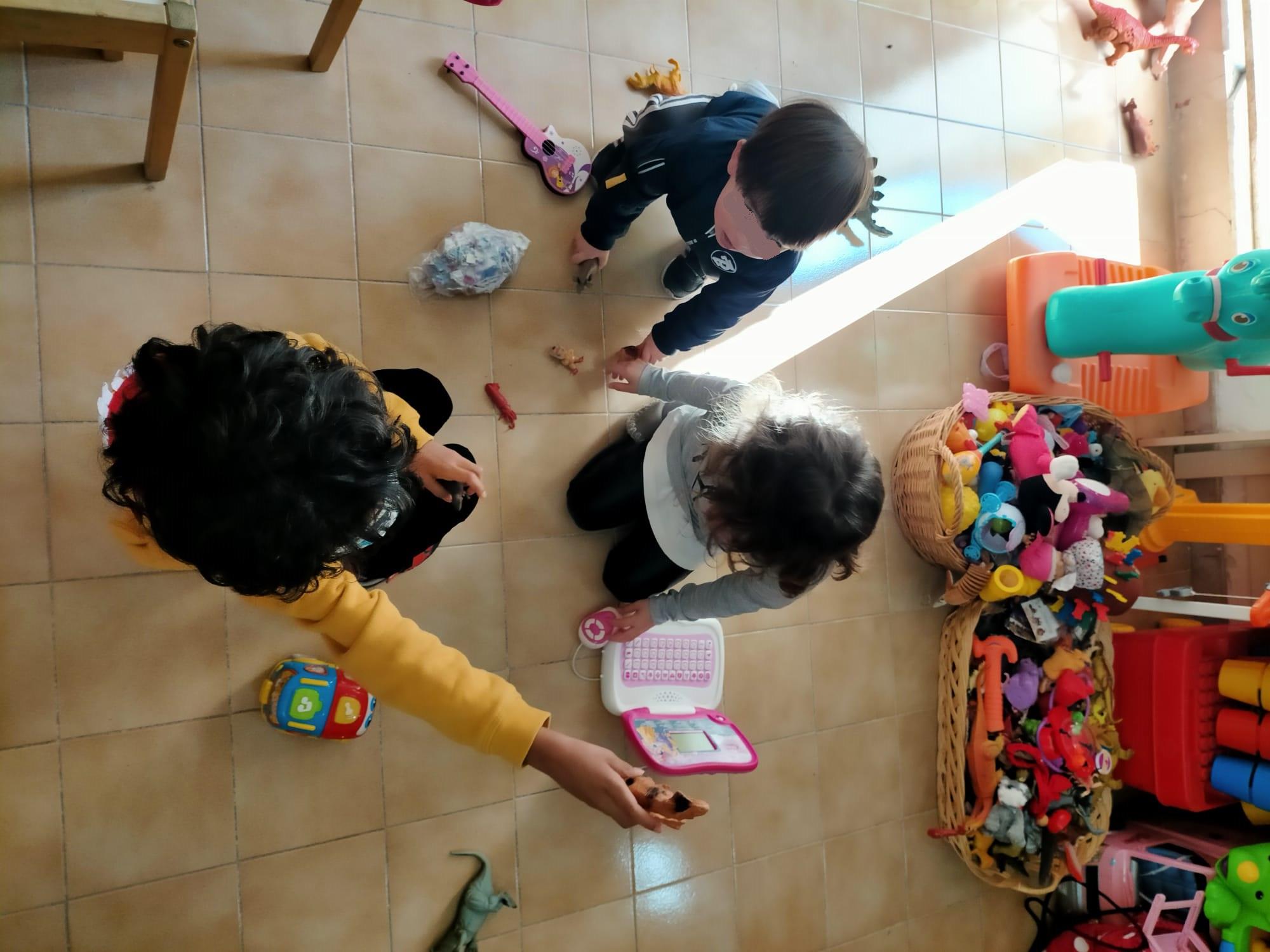 La Bottega di Ammā: il progetto di supporto alla genitorialità dello Scugnizzo Liberato