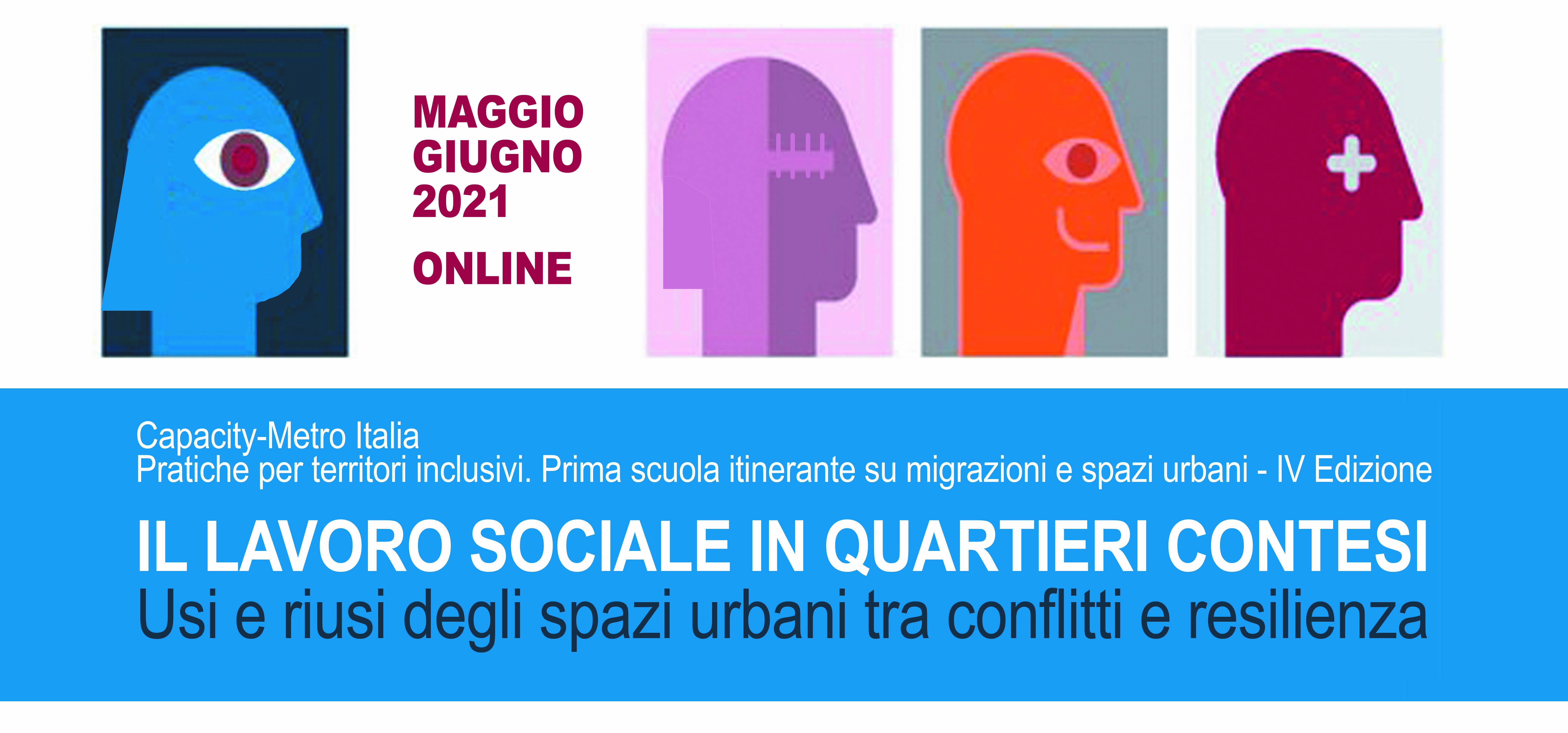 Scuola Itinerante su migrazione e spazi urbani: al via la quarta edizione