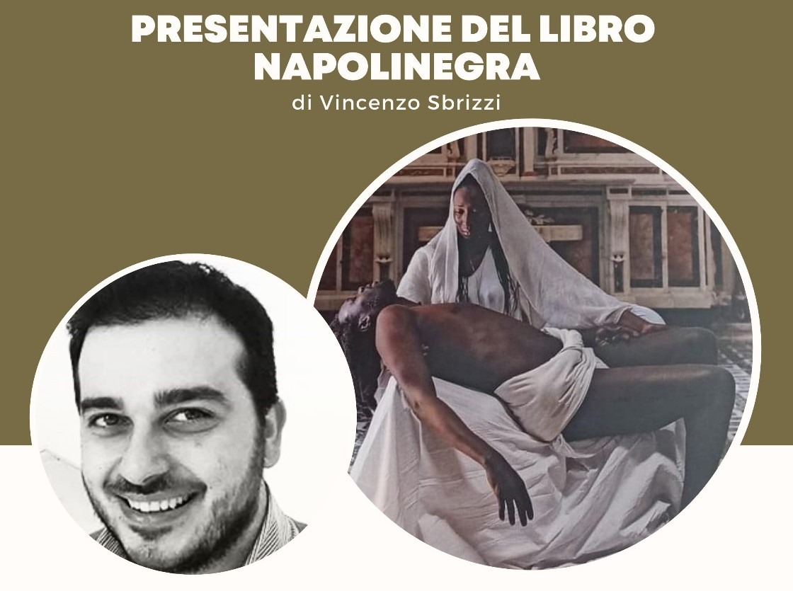 Torre Annunziata: presentazione del libro Napolinegra di Vincenzo Sbrizzi