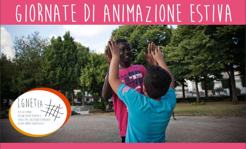 A Caserta 5 Giornate di animazione estiva per bambini: dal 23 al 27 agosto