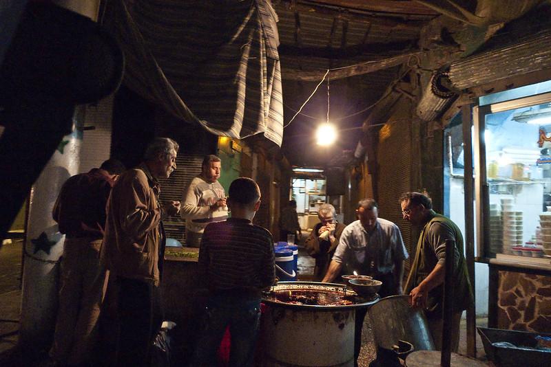 Cibo e migrazioni: viaggio nella cucina siriana