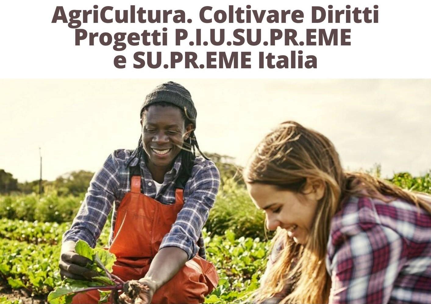 AgriCultura. Coltivare diritti: il 4 ottobre a Caserta contro lo sfruttamento lavorativo
