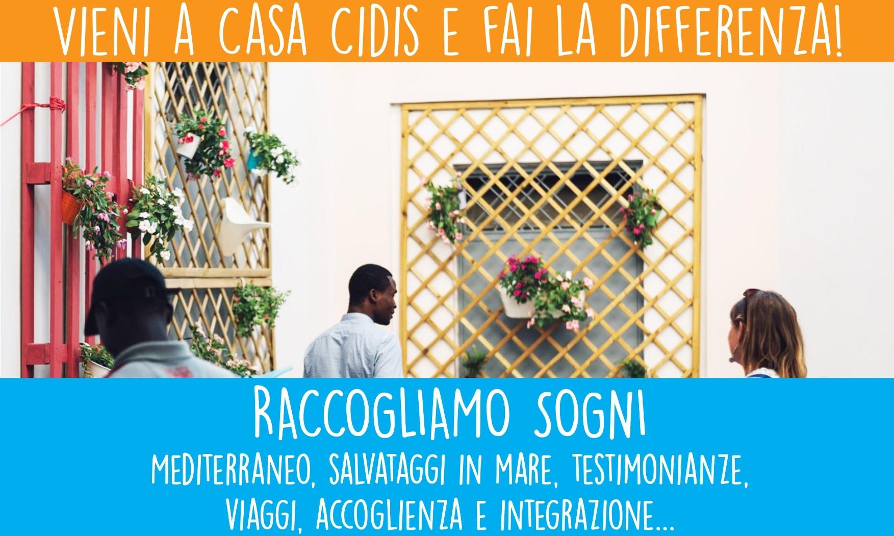 """""""Raccogliamo Sogni"""": a Casa Cidis l'esperienza di ResQ il 21 ottobre"""